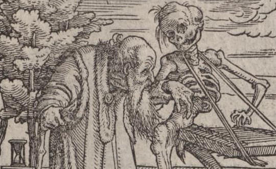 Hans Holbein: Dance of Death
