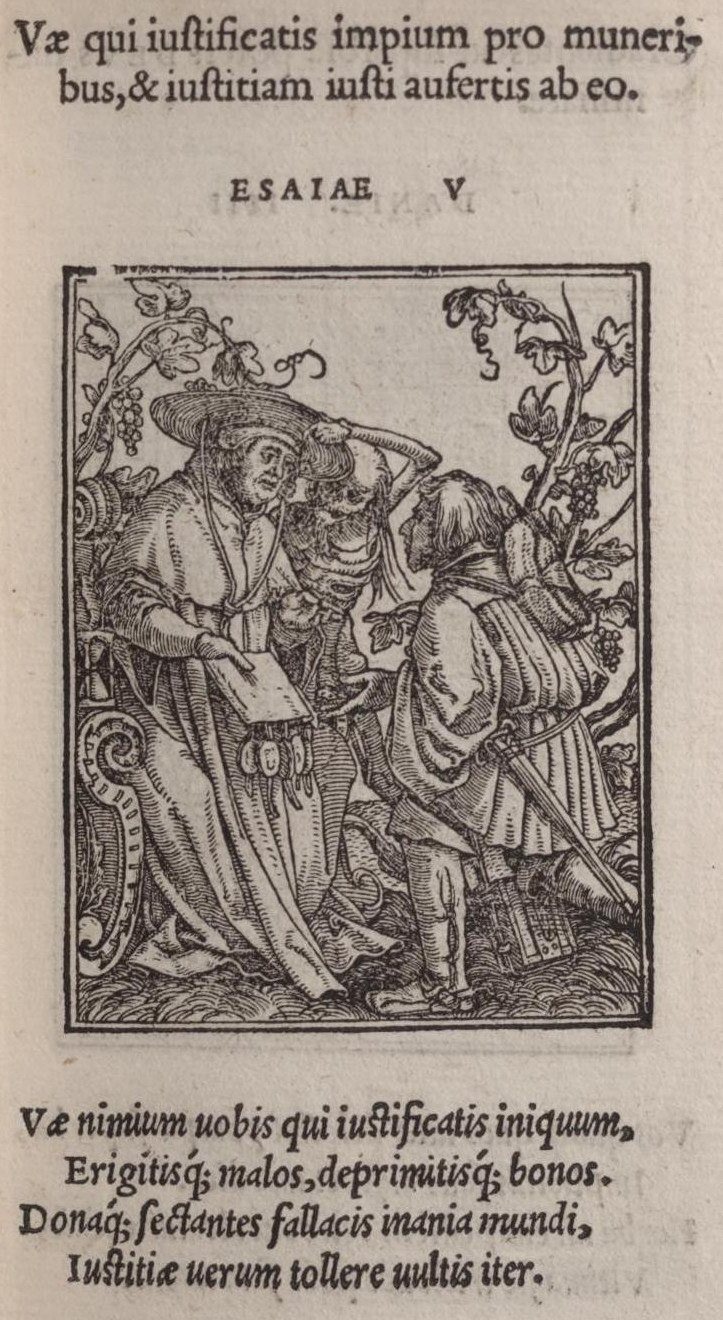 Hans holbein dance of death the bishop looks confused whereas death takes him by the hand to guide him through a herd of sheep death grasps the monk while he tries to flee with buycottarizona Images