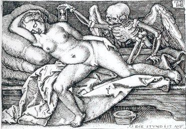 Remarkable Skeleton with naked girl pics